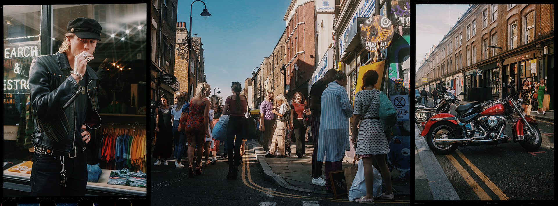 Can't drop by London without a *Brick Lane appreciation post*, right?