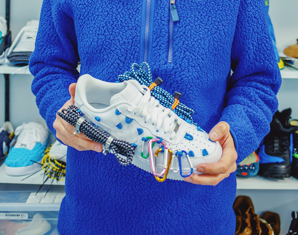 Sneakerhead dreamland meets pro footwear design — giving LIFE to OffWhite, Puma, n Takashi Murakami kicks.