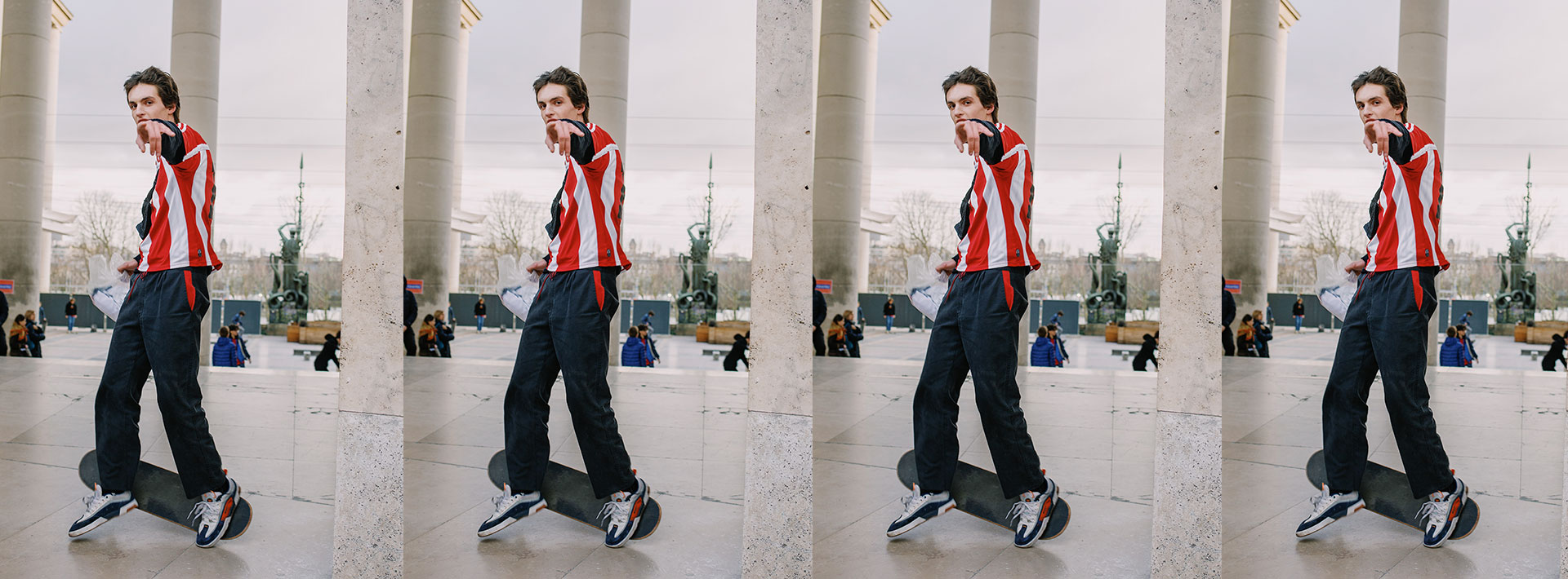 [PFW] Skaters
